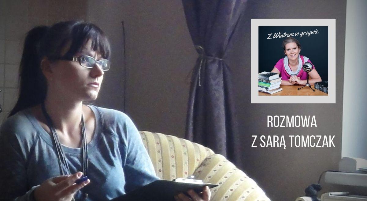Owyborze ścieżki zawodowej inurtach psychoterapii – cz.2 wywiadu zSarą Tomczak – Odcinek 74
