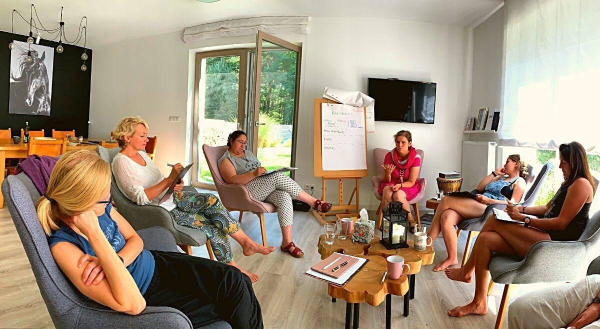 Warsztaty grupowe czypsychoterapia – Odcinek 80